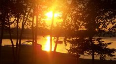 4.Favourite photo of The Kawarthas.. Picture I took on Balsam Lake!