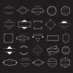 More than a million free vectors, PSD, photos and free icons. Exclusive freebies and all graphic resources that you need for your projects Logo Boutique, Badge Logo, Mode Shop, Emblem, Ornaments Design, Badge Design, Vector Free Download, Free Graphics, Free Logo