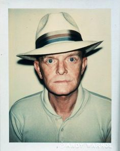 Truman Capote by Warhol