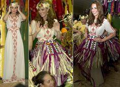 Ronda Kate Middleton: o guarda-roupa da duquesa em viagem oficial para as ilhas do Pacífico | Chic - Gloria Kalil: Moda, Beleza, Cultura e Comportamento