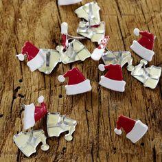 Brads-Weihnachtsmannmütze