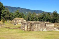 Iximche, Guatemala
