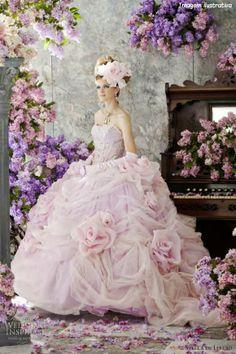 Numinis Eventos: Vestidos Floridos para Noivas