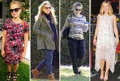 One Mama, Four Looks: Kristen Bell's Maternity Style | The Baby Post