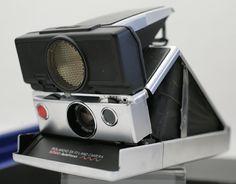 Polaroid Land Camera SX-70 © Photo by Daniel Wermuth 2012 http://www.wermuthgrafik.ch