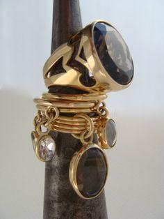 Rings. Yesim Yuksek for Alef
