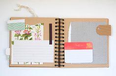 DIY Inspiration Journal Tutorial