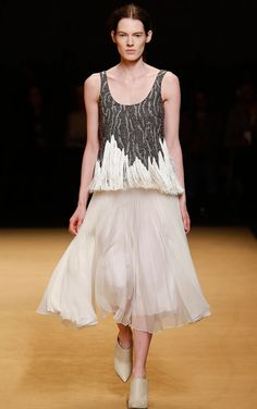 Sally LaPointe - Fall 2015 Ready-to-Wear