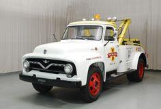 1955 Ford F600 Tow Truck | Hyman Ltd. Classic Cars