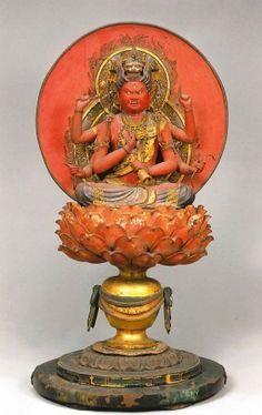 「流浪の画家」の隆くん: 〇奈良国立博物館「なら仏像館」の仏像達 その二