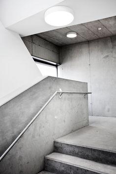modern concrete #form #function