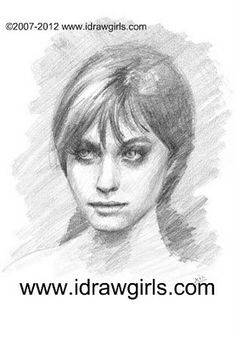 How to draw and paint tutorials video and step by step: How to draw face