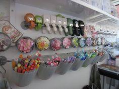 Stempeleinmaleins: Das Stempelzimmer #9 - Stifte und Farben-Aufbewahrung