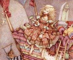 Illustrations by Anne Yvonne Gilbert   Cuded