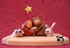 Presepe in pasta di mais  https://www.facebook.com/photo.php?fbid=382178798531018&set=pb.381034478645450.-2207520000.1385804769.&type=3&theater