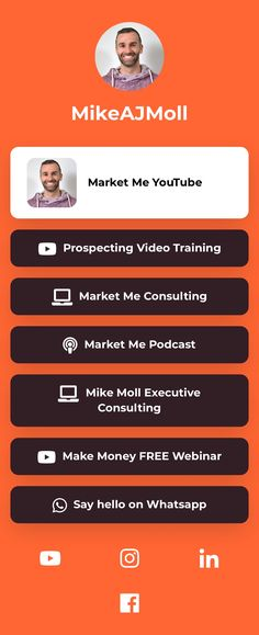 📱Personal Brand Builder 👨🏻💻Founder of @marketmeco  🎙Market Me Podcast ⬇️ Personal Branding, Holidays And Events, Say Hello, Insight, How To Make Money, Social Media, Content, Marketing, Landing