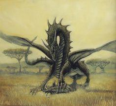 Draco africanus - Cerca con Google Draco, Moose Art, Google, Animals, Animales, Dragonair, Animaux, Animal, Animais
