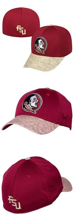 Mens Hats 163619  Florida State Seminoles Hat Lightspeed Stretch Cap One  Fit Totw Ncaa - ea244cfd3471