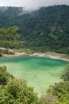 Alegria Lagoon, Usulután, El Salvador