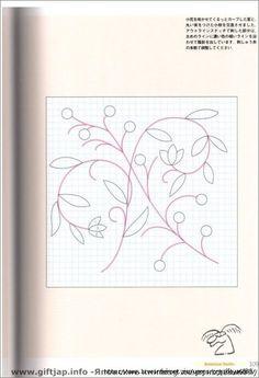 Печворк из лоскутков, схемы для аппликации из ткани