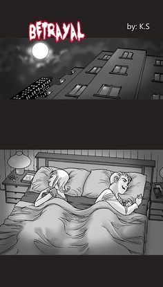 Silent Horror :: Betrayal | Tapastic Comics - image 1