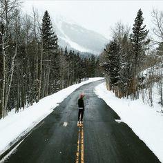 « Can we start boycotting snow! Photo by @short_stache #liveauthentic @buyfolk @folkmagazine »