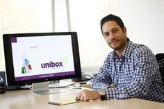 Jacobo Buzali, CEO de Unibox CMX