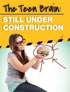 The Teen Brain: Still Under Construction cover image
