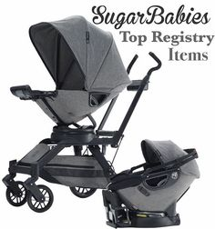 Stay tuned!! We will be posting our Top 10 products to add to your SugarBabies registry today✨ Link in bio to Orbit Baby Porter Collection ✨ #shopsugarbabies #porter #orbit #carseat #toprated #expecting #pregnancy #registry #babyregistry #stroller #orbitbaby #top10 #momtobe