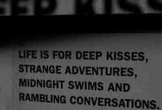Sounds like a good life