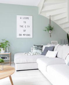 Interior Living Room Design Trends for 2019 - Interior Design Home Living Room, Interior Design Living Room, Living Room Decor, Bedroom Decor, Small Room Bedroom, Bedroom Colors, Muebles Living, Style Deco, Living Room Inspiration