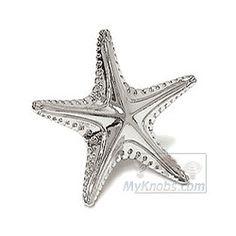 Starfish knobs from Siro
