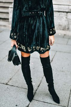47 Meilleures Images Du Tableau Look En Cuissarde Over The Knee