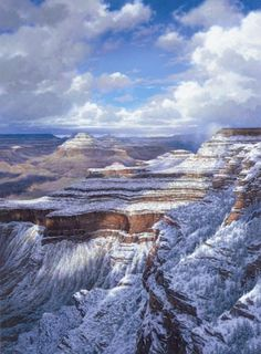 The Grand Canyon | Artist: Larry Dyke
