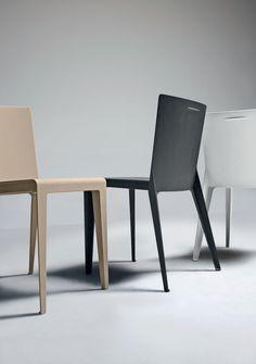 designer-stuhl-holz-interessante-form   stühle   pinterest, Wohnzimmer dekoo