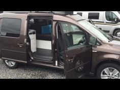Budget 2 berth Campervan - YouTube
