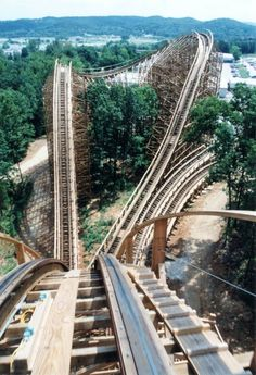 Boss   Six Flags St. Louis   USA  Love this ride!!  I have ridden this alot of times!