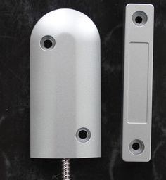 2 wire magnetic door alarm gate door sensor alarm