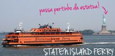 NY:: PASSEIOS DE GRAÇA!