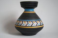 YOU CAN BUY THIS: $64 Large Uebelacker Keramik / Ü - Keramik vase