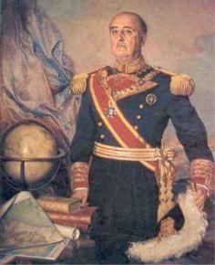Gabriel Morcillo, Francisco Franco.