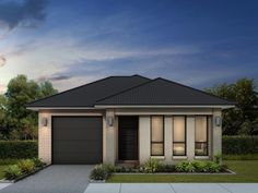 This beautiful new home design can be customised to suit your needs. Contact us today to find out more. Beautiful House Plans, Beautiful Homes, Custom Home Designs, Custom Homes, Australia House, Modern Bungalow House, First Home Buyer, Porch Area, Boutique Homes