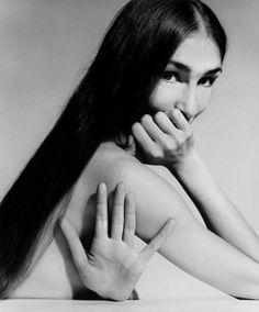 pina bausch. 1967, by Walter Vogel