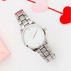 Reloj Imagine is Real Plata Blanco