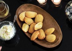orange blossom hney madelaines 23 Summery French Recipes for Bastille Day
