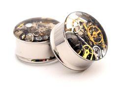 Embedded Steampunk Watch Parts Plugs -3/4 Inch - 19mm - Sold As a Pair Mystic Metals Body Jewelry http://www.amazon.com/dp/B005Z2CXVM/ref=cm_sw_r_pi_dp_jrOTub007VY4P