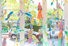 Interview de Barbara Cadet paper artist