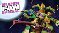 Need a breather before heading into season 4? Take some time catch up before the Turtles head into space!-----Want some Apriltello? You have a split second to look in the lower right hand corner when it says 'and the story continues'