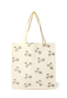 Bicycle Shopper Tote | FOREVER21 - 2