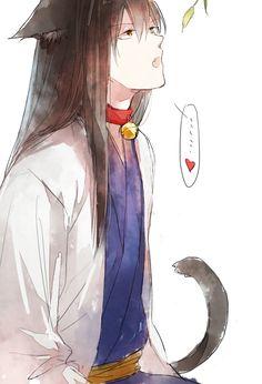 Tags: Anime, Gin Tama, Bell, Katsura Kotaro, 13knight, Collar (Animal), Bell Collar